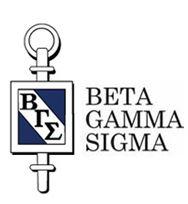 your industry jobs beta gamma sigma